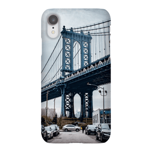 COQUE SMARTPHONE MANHATTAN BRIDGE Coque Smartphone Coque ultra fine / iPhone XR - Thibault Abraham
