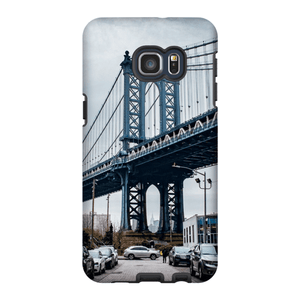 COQUE SMARTPHONE MANHATTAN BRIDGE Coque Smartphone Coque rigide / Samsung Galaxy S6 Edge Plus - Thibault Abraham