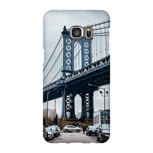 COQUE SMARTPHONE MANHATTAN BRIDGE Coque Smartphone Coque ultra fine / Samsung Galaxy S6 Edge Plus - Thibault Abraham