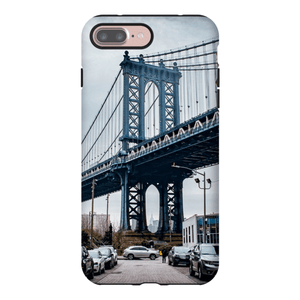 COQUE SMARTPHONE MANHATTAN BRIDGE Coque Smartphone Coque rigide / iPhone 7 Plus - Thibault Abraham