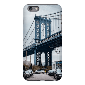 COQUE SMARTPHONE MANHATTAN BRIDGE Coque Smartphone Coque rigide / iPhone 6S Plus - Thibault Abraham