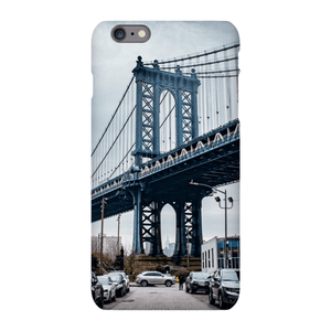 COQUE SMARTPHONE MANHATTAN BRIDGE Coque Smartphone Coque ultra fine / iPhone 6S Plus - Thibault Abraham