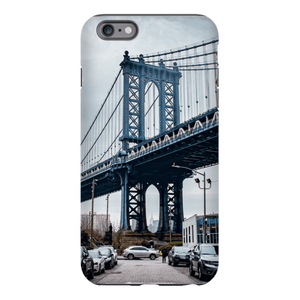 COQUE SMARTPHONE MANHATTAN BRIDGE Coque Smartphone Coque rigide / iPhone 6 Plus - Thibault Abraham