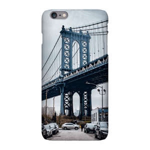 COQUE SMARTPHONE MANHATTAN BRIDGE Coque Smartphone Coque ultra fine / iPhone 6 Plus - Thibault Abraham