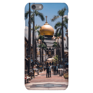SMARTPHONE SHELL MASJID SULTAN Smartphone Case Ultra thin case / iPhone 6S - Thibault Abraham