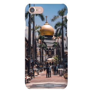 SMARTPHONE SHELL MASJID SULTAN Smartphone case Ultra slim case / iPhone 7 - Thibault Abraham
