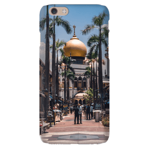 SMARTPHONE SHELL MASJID SULTAN Smartphone case Ultra slim case / iPhone 6 - Thibault Abraham