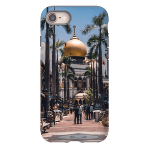 SMARTPHONE SHELL MASJID SULTAN Smartphone Case Hard Shell / iPhone 8 - Thibault Abraham