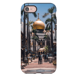 SMARTPHONE SHELL MASJID SULTAN Smartphone Case Hard Shell / iPhone 7 - Thibault Abraham