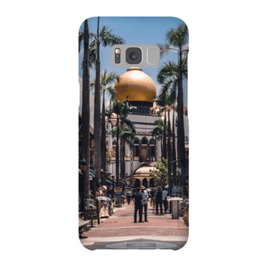 SMARTPHONE SHELL MASJID SULTAN Smartphone Case Ultra Thin Case / Samsung Galaxy S8 - Thibault Abraham