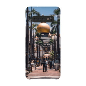 SMARTPHONE SHELL MASJID SULTAN Smartphone Case Ultra Thin Case / Samsung Galaxy S10 - Thibault Abraham