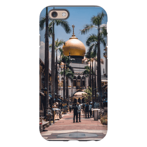 SMARTPHONE SHELL MASJID SULTAN Smartphone Case Hard Shell / iPhone 6 - Thibault Abraham
