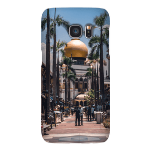 SMARTPHONE SHELL MASJID SULTAN Smartphone Case Ultra Thin Case / Samsung Galaxy S7 - Thibault Abraham