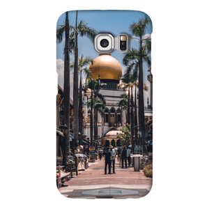 SMARTPHONE SHELL MASJID SULTAN Smartphone Case Ultra Thin Shell / Samsung Galaxy S6 Edge - Thibault Abraham