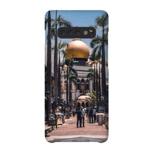 SMARTPHONE SHELL MASJID SULTAN Smartphone Case Ultra Thin Shell / Samsung Galaxy S10 Plus - Thibault Abraham