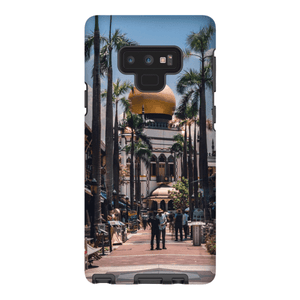 SMARTPHONE SHELL MASJID SULTAN Smartphone Case Hard Shell / Samsung Galaxy Note 9 - Thibault Abraham