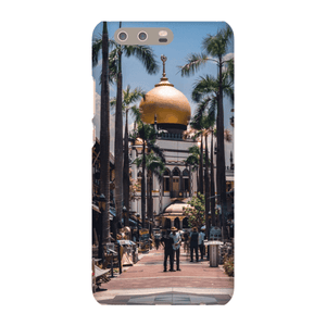 SMARTPHONE SHELL MASJID SULTAN Smartphone case Ultra slim case / Huawei P10 Plus - Thibault Abraham