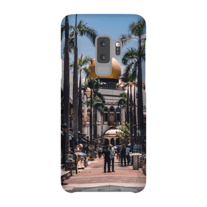 SMARTPHONE SHELL MASJID SULTAN Smartphone Case Ultra Thin Shell / Samsung Galaxy S9 Plus - Thibault Abraham