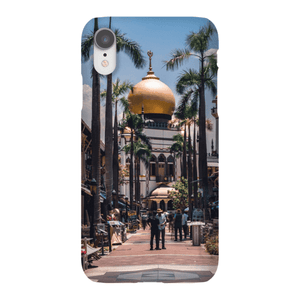 SMARTPHONE SHELL MASJID SULTAN Smartphone Case Ultra thin case / iPhone XR - Thibault Abraham