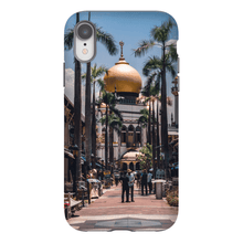 Download image in gallery, SMARTPHONE SHELL MASJID SULTAN Smartphone shell Hard shell / iPhone XR - Thibault Abraham