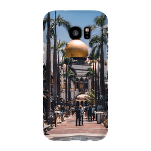 SMARTPHONE SHELL MASJID SULTAN Smartphone Case Ultra Thin Shell / Samsung Galaxy S7 Edge - Thibault Abraham