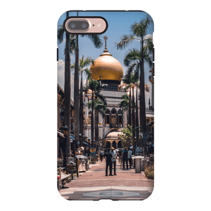 SMARTPHONE SHELL MASJID SULTAN Smartphone Case Hard Shell / iPhone 7 Plus - Thibault Abraham