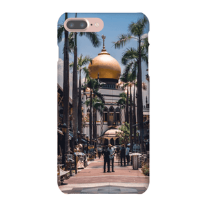 SMARTPHONE SHELL MASJID SULTAN Smartphone Case Ultra thin case / iPhone 7 Plus - Thibault Abraham
