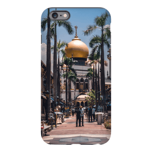 SMARTPHONE SHELL MASJID SULTAN Smartphone case Hard case / iPhone 6S Plus - Thibault Abraham