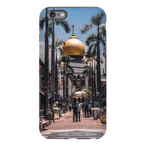 SMARTPHONE SHELL MASJID SULTAN Smartphone Case Hard Shell / iPhone 6 Plus - Thibault Abraham