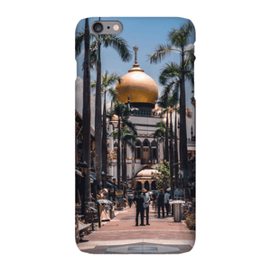 SMARTPHONE SHELL MASJID SULTAN Smartphone Case Ultra thin case / iPhone 6 Plus - Thibault Abraham
