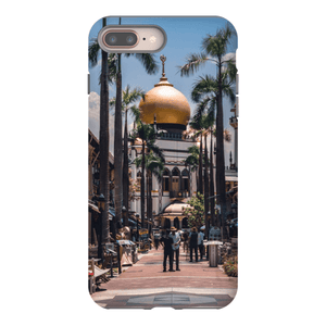SMARTPHONE SHELL MASJID SULTAN Smartphone Case Hard Shell / iPhone 8 Plus - Thibault Abraham