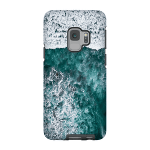 SMARTPHONE SURFERS PARADISE HULL Smartphone Case Hard Shell / Samsung Galaxy S9 - Thibault Abraham