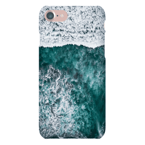 SMARTPHONE SURFERS PARADISE SHELL Smartphone Case Ultra Thin Case / iPhone 7 - Thibault Abraham