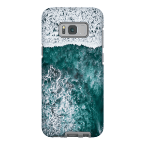 SMARTPHONE SURFERS PARADISE HULL Smartphone Case Hard Shell / Samsung Galaxy S8 - Thibault Abraham