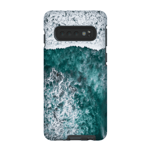 SMARTPHONE SURFERS PARADISE HULL Smartphone Case Hard Shell / Samsung Galaxy S10 - Thibault Abraham