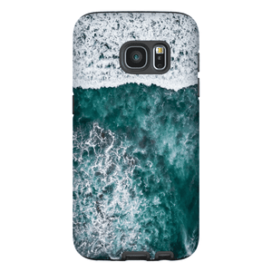 SMARTPHONE SURFERS PARADISE HULL Smartphone Case Hard Shell / Samsung Galaxy S7 - Thibault Abraham