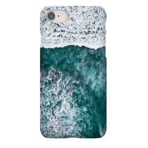 SMARTPHONE SURFERS PARADISE SHELL Smartphone Case Ultra Thin Case / iPhone 8 - Thibault Abraham