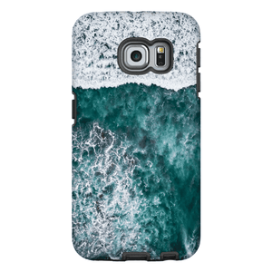 SMARTPHONE CASE SURFERS PARADISE Smartphone Tough Case / Samsung Galaxy S6 Edge - Thibault Abraham
