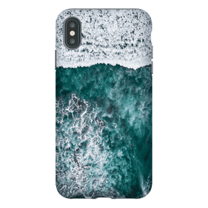 SMARTPHONE SURFERS PARADISE HULL Smartphone Case Hard Shell / iPhone XS Max - Thibault Abraham