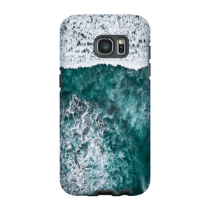 SMARTPHONE CASE SURFERS PARADISE Smartphone Tough Case / Samsung Galaxy S7 Edge - Thibault Abraham
