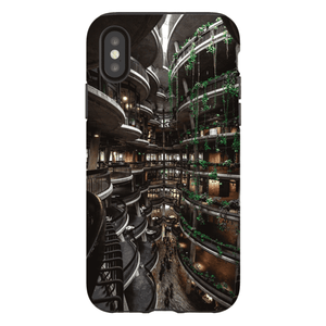 SMARTPHONE THE HIVE CASE Smartphone Hard Shell Case / iPhone X - Thibault Abraham