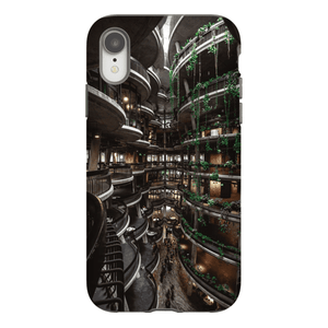 SMARTPHONE THE HIVE CASE Smartphone Hard Shell Case / iPhone XR - Thibault Abraham