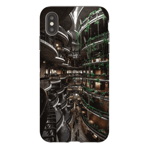 SMARTPHONE THE HIVE CASE Smartphone Hard Shell Case / iPhone XS Max - Thibault Abraham