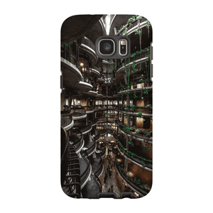 SMARTPHONE THE HIVE CASE Smartphone Hard Shell Case / Samsung Galaxy S7 Edge - Thibault Abraham