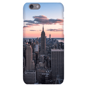 SMARTPHONE SHELL TOP OF THE ROCK Smartphone case Ultra slim case / iPhone 6S - Thibault Abraham