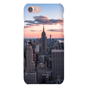 SMARTPHONE SHELL TOP OF THE ROCK Smartphone case Ultra slim case / iPhone 7 - Thibault Abraham