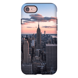 SMARTPHONE SHELL TOP OF THE ROCK Smartphone Case Hard Shell / iPhone 7 - Thibault Abraham