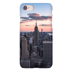 SMARTPHONE SHELL TOP OF THE ROCK Smartphone case Ultra slim case / iPhone 8 - Thibault Abraham