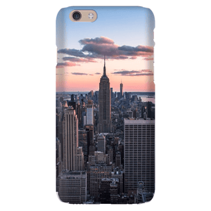 COQUE SMARTPHONE TOP OF THE ROCK Coque Smartphone Coque ultra fine / iPhone 6 - Thibault Abraham