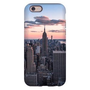 COQUE SMARTPHONE TOP OF THE ROCK Coque Smartphone Coque rigide / iPhone 6S - Thibault Abraham